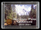 National Park Quarters 2x3 Plastic Display Case