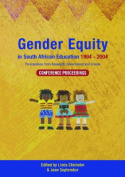 Gender Equity in South African Education 1994-2004