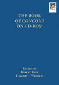 Book of Concord on CD-Rom