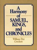 Harmony/Samuel/Kings/Chronicle