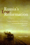 Russia's Lost Reformation