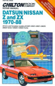 Datsun/ fits Nissan Z and ZX 1970-88 Repair Manual