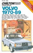 Volvo 1970-89 Repair Manual