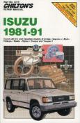 Isuzu 1981-91