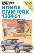 Honda Civic/CRX 1984-91
