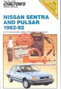 fits Nissan Sentra and Pulsar 82-92