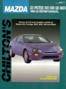Mazda 1990-93 Chilton Repair Manual