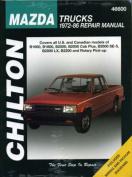 Mazda B-series Pick-ups (1972-86)