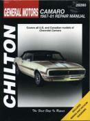 GM Chevrolet Camaro (1967-81)