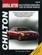 General Motors Deville/Fleetwood/Eldorado/Seville 1990-98