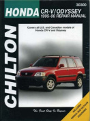 Honda CR-V/Odyssey 1995-00