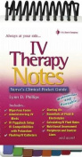 I.V. Therapy Notes