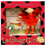 Ladybug Girl Book and Doll Set