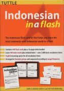 Indonesian in a Flash: Vol 1