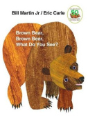 Brown Bear, Brown Bear, What Do You See? [Board Book]