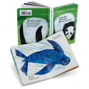 Panda Bear, Panda Bear, What Do You See? [Board Book]