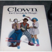 Clown for Circus and Stage