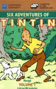Six Adventures of Tintin [Audio]