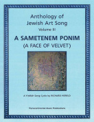 Anthology of Jewish Art Song, Vol. 3