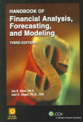 Handbook of Financial Analysis, Forecasting and Modeling [With CDROM]