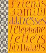 Literary Address Book