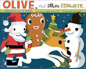 Olive, the Other Reindeer Notecard Set