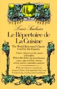 Le Repertoire De La Cuisine [FRE]