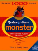 Rh Monster Xwrd Omni Vol 1