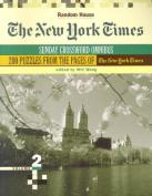 The New York Times Sunday Crossword Omnibus, Volume 2