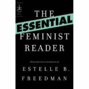 Essential Feminist Reader