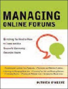 Managing Online Forums