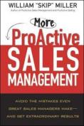 More ProActive Sales Management