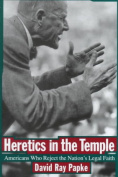 Heretics in the Temple