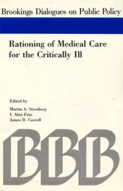 Download PDF Free Rationing Medical Care for the Critically Ill