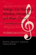 Solfege, Ear Training, Rhythm, Dictation, and Music Theory