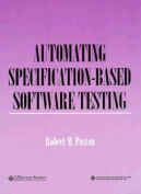 Automatic Specification-Based Software Testing