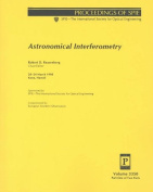 Astronomical Interferometry