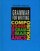 Grammar for Writing, 4th Course