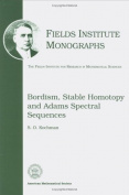 Bordism, Stable Homotopy and Adams Spectral Sequences