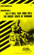 "Notes on Shakespeare's ""All's Well That Ends Well"" and ""Merry Wives of Windsor"""