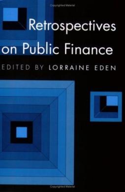 Retrospectives on Public Finance