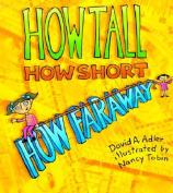 How Tall, How Short, How Faraway?