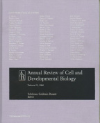Annual Review of Cell and Developmental Biology W/ Online Access, Vol 22
