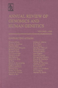 Annual Review of Genomics and Human Genetics 2000