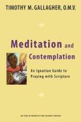 Meditation and Contemplation