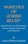 Varieties of Jewish Belief