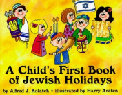 A Child's First Book of Jewish Holidays