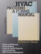 HVAC Procedures & Forms Manual, Second Edition