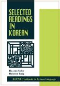 Selected Readings in Korean