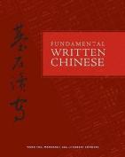 Fundamental Written Chinese